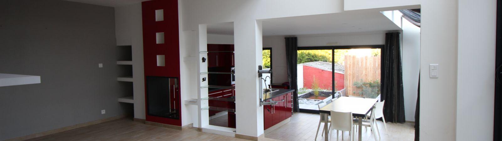 photo 1: Très belle maison contemporaine