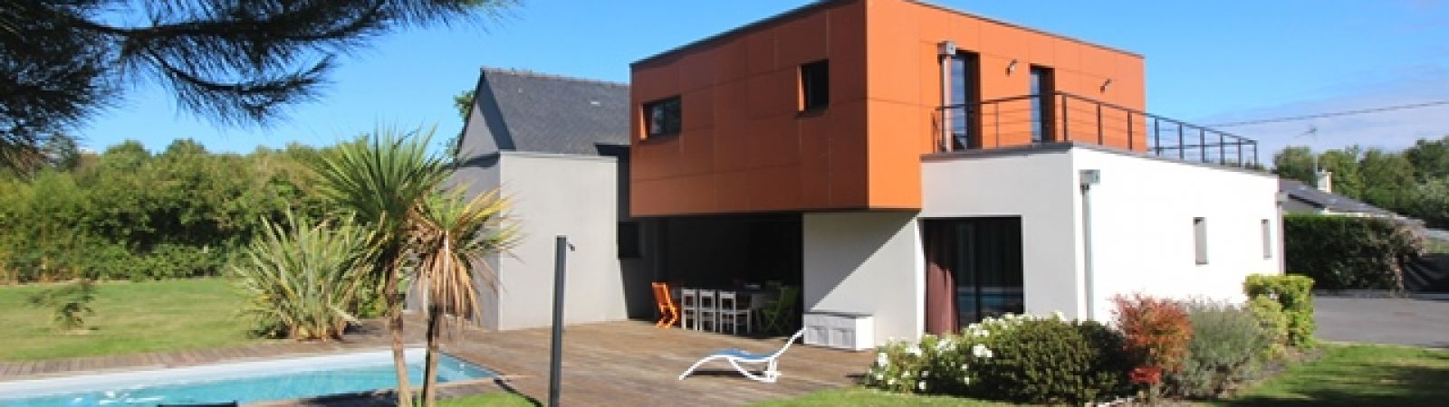 photo 1: Superbe maison d'architecte!