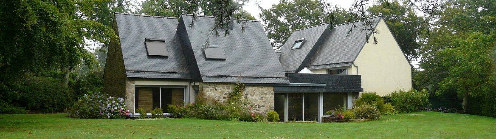 photo 1: Superbe propriété aux portes de Vannes