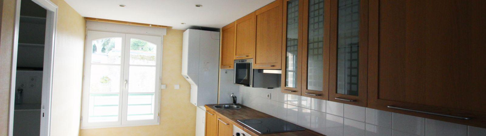 photo 2: Emplacement privilégié pour cet appartement de standing en duplex
