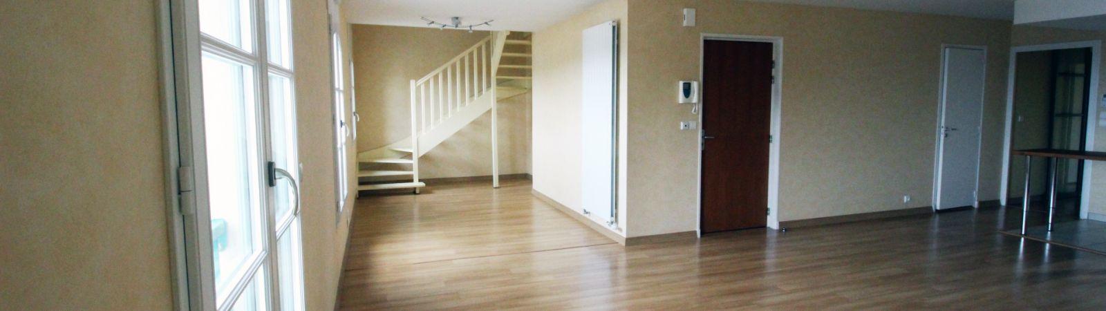 photo 1: Emplacement privilégié pour cet appartement de standing en duplex
