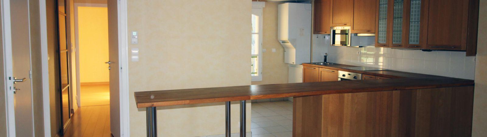 photo 3: Emplacement privilégié pour cet appartement de standing en duplex