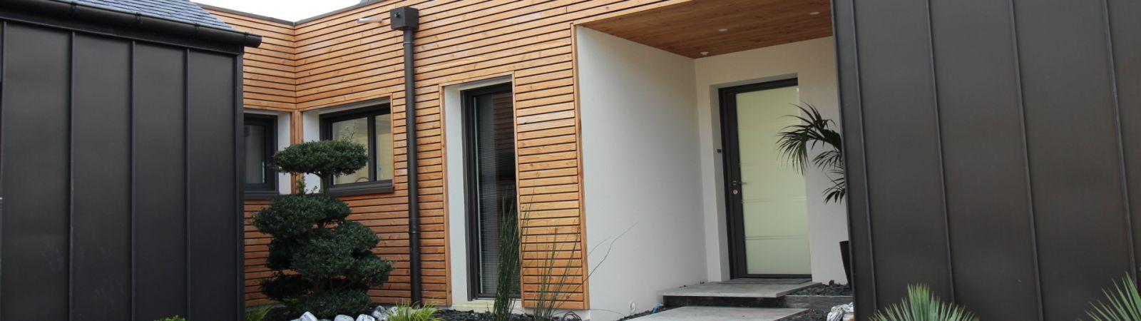 photo 1: Superbe maison d'architecte à 800 mètres des plages