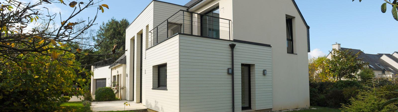 photo 1: Superbe Maison d'Architecte à SAINT-GREGOIRE