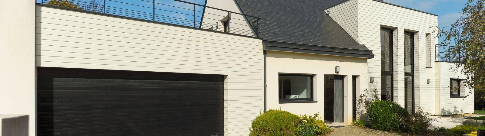 photo 2: Superbe Maison d'Architecte à SAINT-GREGOIRE