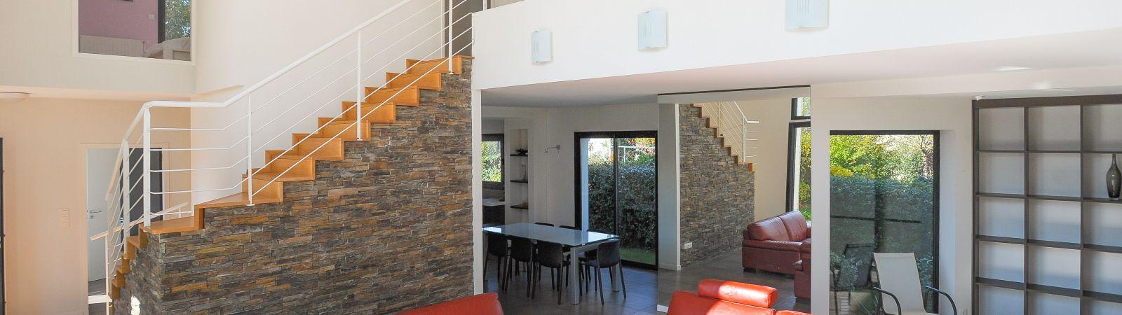 photo 3: Superbe Maison d'Architecte à SAINT-GREGOIRE