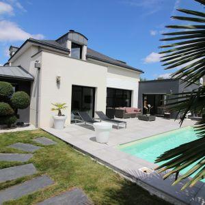 photo 1: Superbe maison d'Architecte à Vern sur Seiche