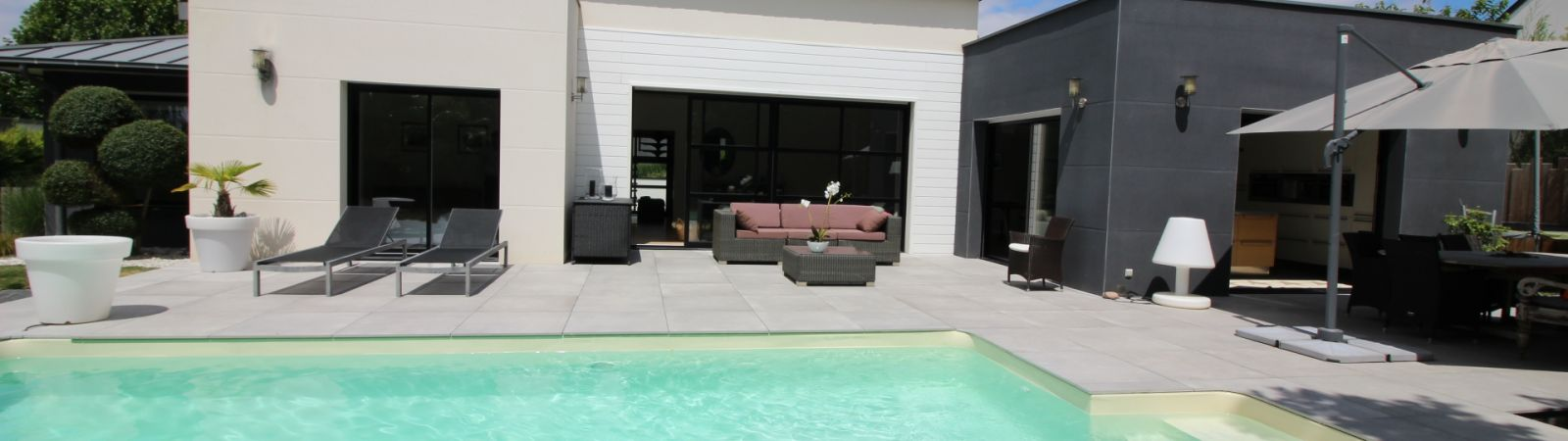 photo 2: Superbe maison d'Architecte à Vern sur Seiche