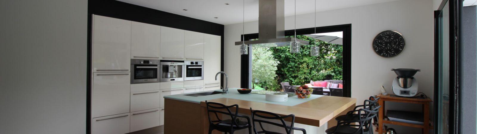 photo 3: Superbe maison d'Architecte à Vern sur Seiche