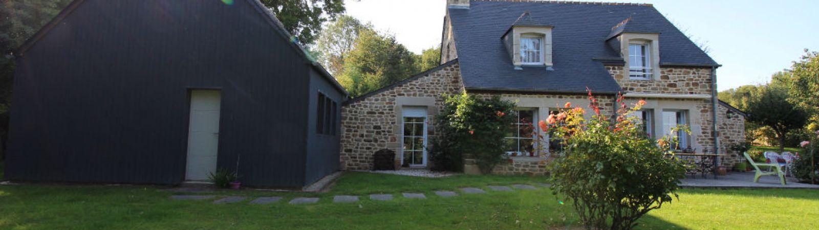 photo 4: Maison en pierre avec VUE sur RANCE