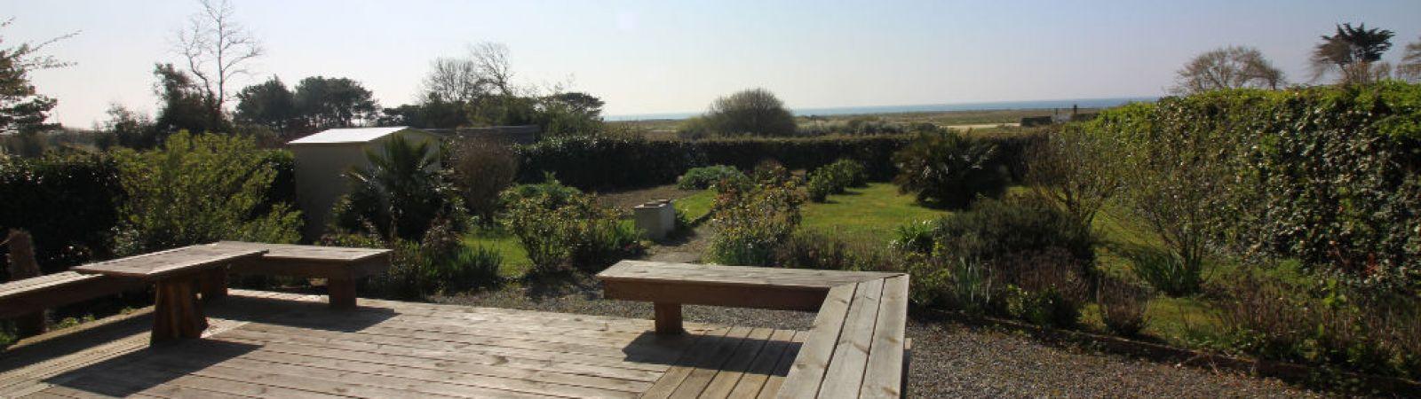 photo 2: Superbe maison avec VUE Mer dans le Golf du Morbihan