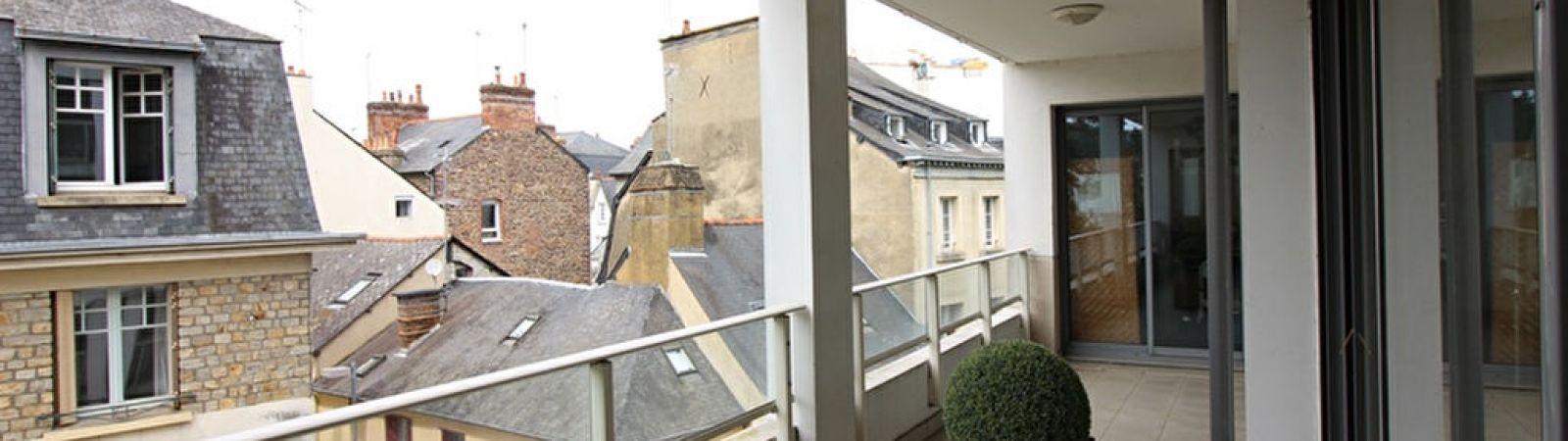 photo 2: Appartement 7 pièces CENTRE HISTORIQUE de RENNES