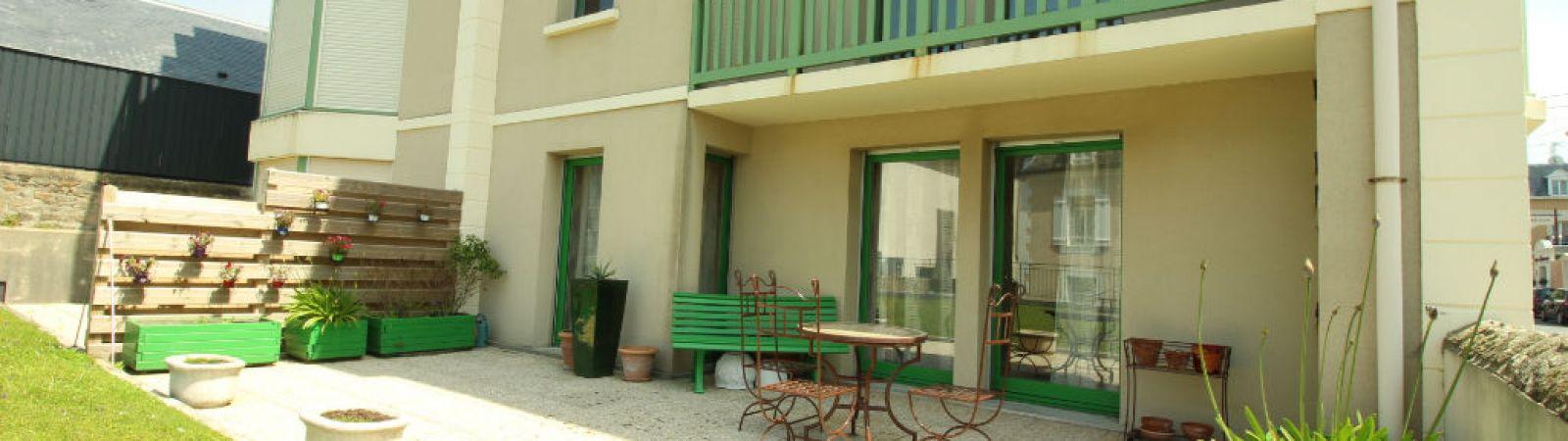 photo 3: Appartement Saint-Malo VUE MER COURTOISVILLE