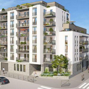 photo 1: LE LOCARNO – Programme neuf à Rennes – Thabor / St-Hélier