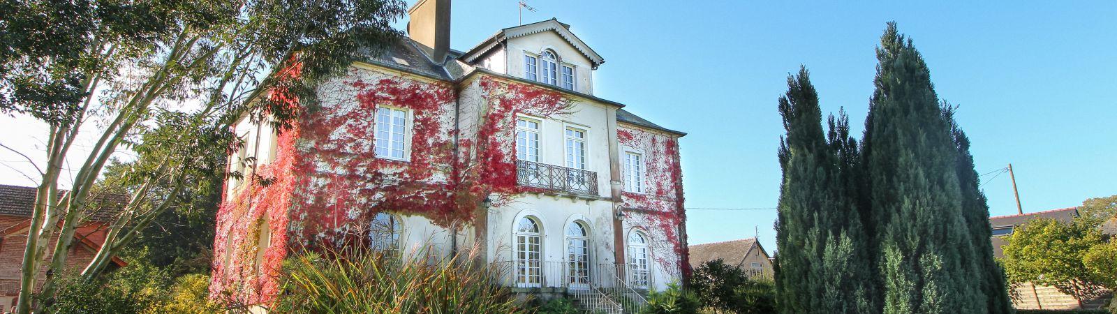 photo 1: Demeure de prestige aux portes de Rennes
