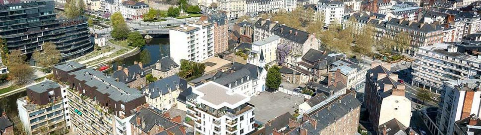 photo 4: LE GABRIEL – Programme neuf d'exception en centre-ville de Rennes