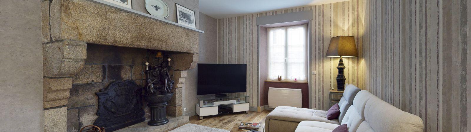 photo 5: Appartement d'exception au coeur de Saint-Servan