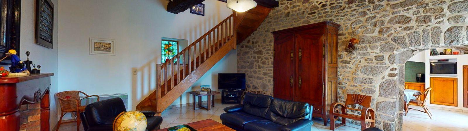 photo 3: Très belle maison de charme du XVIIème
